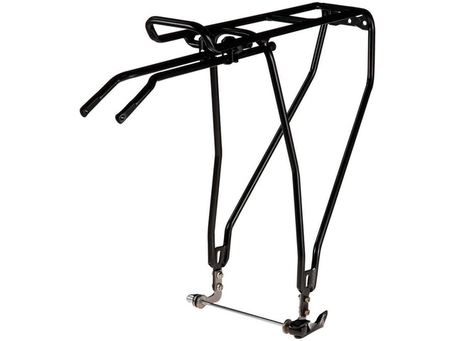 Bontrager BackRack Lightweight Gepäckträger black
